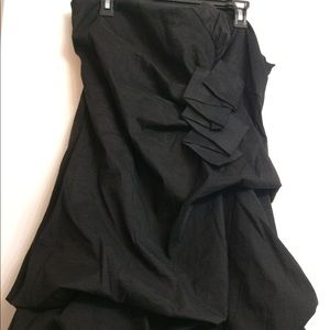 2 for $12 3x Black mini dress